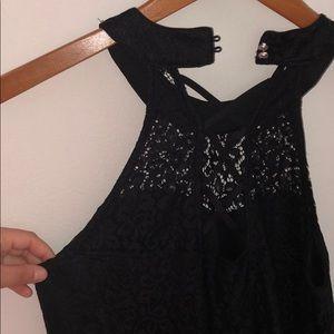 Candie's Dresses - Lace black dress